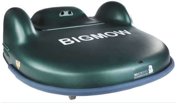 BigMow with Track & Trace