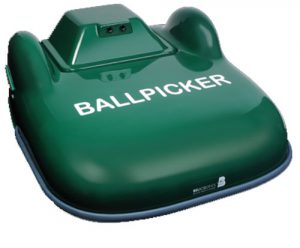 BallPicker with Track & Trace
