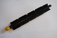 Roomba 500-sarjan muovitela, mustaan puh. yksikköön