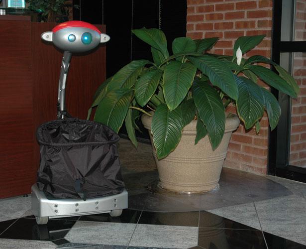 Budgee robottiapuri