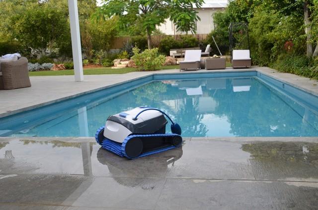 Dolphin S100 allasrobotti
